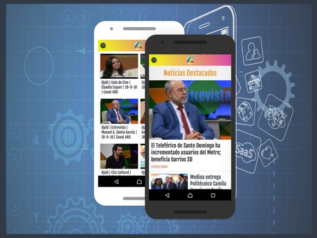 App Canal4rd